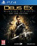 Deus Ex Mankind Divided Edycja Day 1 PS4