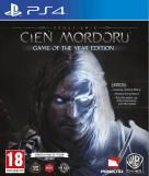 Śródziemie Cień Mordoru Game of The Year Edition PS4