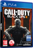 Call of Duty Black Ops III PL, PS4