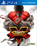 Street Fighter V, PS4