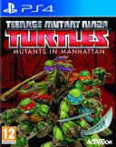 Teenage Mutant Ninja Turtles Mutants in Manhattan, PS4
