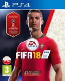 FIFA 18 + aktualizacja Fifa World Cup Russia, PS4