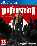 Wolfenstein 2 The New Colossus, PS4
