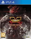 Street Fighter V Arcade Edition, PS4