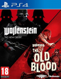 Wolfenstein Collection PS4