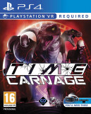 Time Carnage PS4