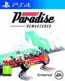 Burnout Paradise Remastered, PS4