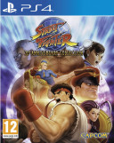 Street Fighter 30th Anniversary Collection, PS4