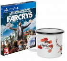 Far Cry 5  Deluxe Edition + kubek PS4