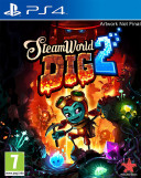 Steam World Dig 2 PS4