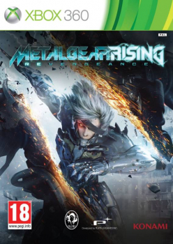 Metal Gear Rising Revengeance + DLC
