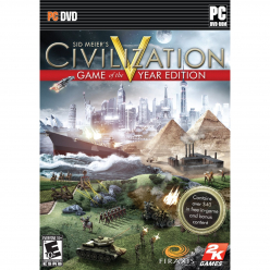 Civilization V Game of the Year Edition ANG