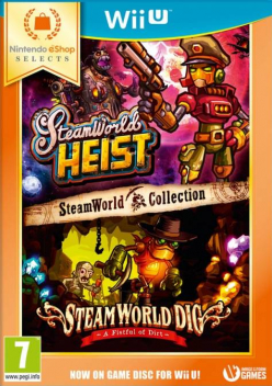 Steam World Dig eShop Selects