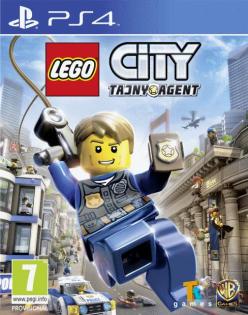 Lego City Undercover Tajny Agent