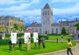 The Sims 4 + Sims uniwersytet